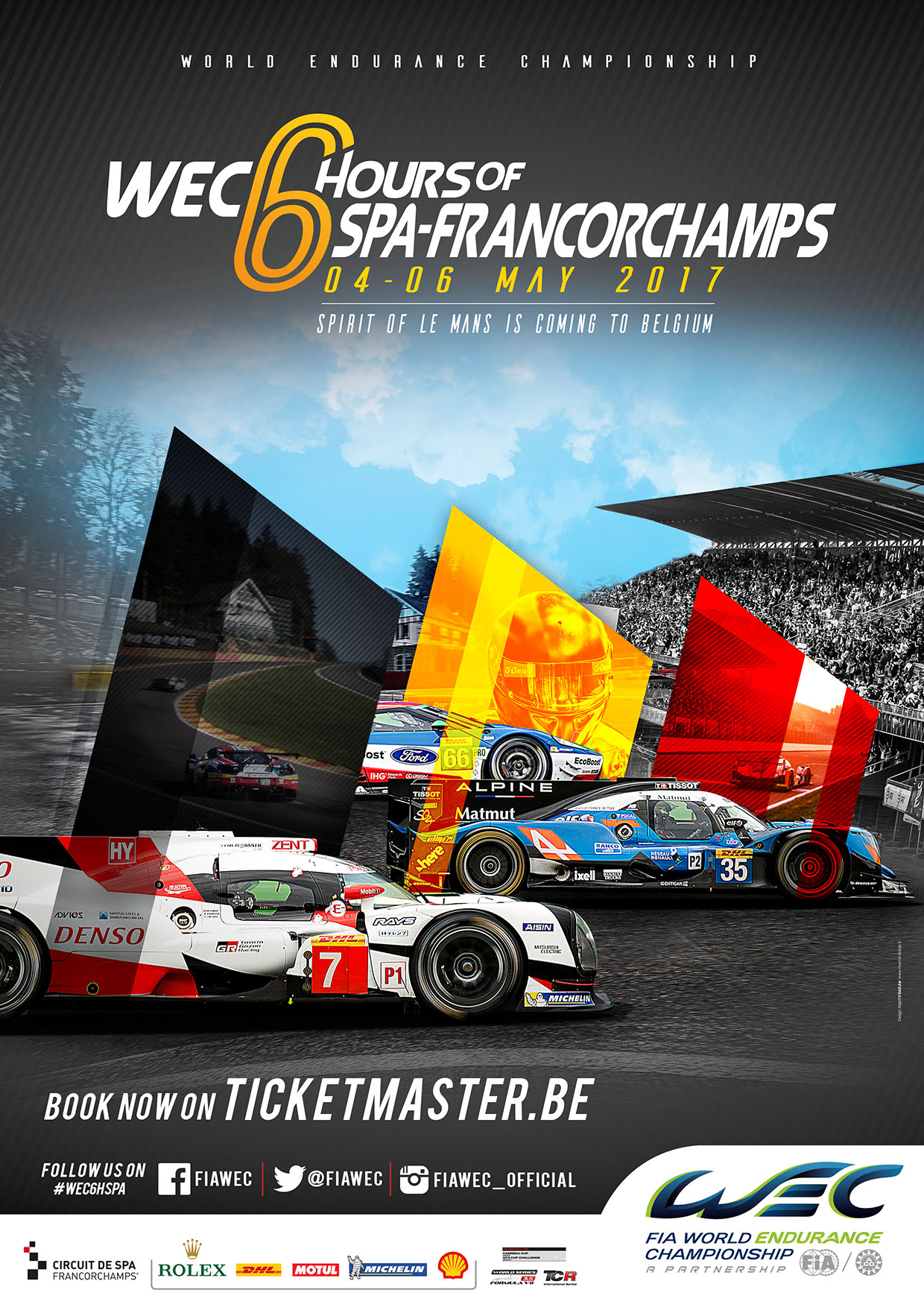Hours Of Spa Wec  Live