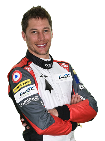 Loïc Duval - FIA World Endurance Championship
