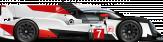 Toyota TS050 - Hybrid